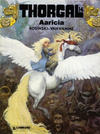 Cover for Thorgal (Le Lombard, 1980 series) #14 - Aaricia