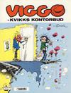 Cover for Viggo (Semic, 1986 series) #1 - Viggo - Kvikks kontorbud [3. opplag]