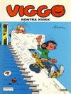 Cover for Viggo (Semic, 1986 series) #7 - Viggo kontra Kvikk [2. opplag]