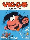 Cover for Viggo (Semic, 1986 series) #13 - Viggo slår seg løs [2. opplag]