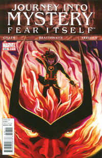 Cover Thumbnail for Journey into Mystery (Marvel, 2011 series) #626