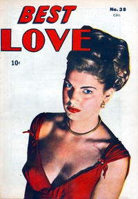 Cover Thumbnail for Best Love (Bell Features, 1951 series) #38