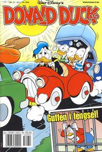 Cover Thumbnail for Donald Duck & Co (Hjemmet / Egmont, 1997 series) #32/2011