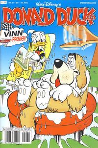 Cover Thumbnail for Donald Duck & Co (Hjemmet / Egmont, 1997 series) #31/2011