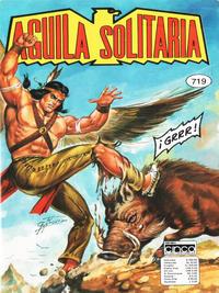 Cover Thumbnail for Aguila Solitaria (Editora Cinco, 1976 ? series) #719