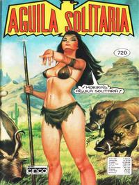 Cover Thumbnail for Aguila Solitaria (Editora Cinco, 1976 ? series) #720