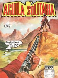 Cover Thumbnail for Aguila Solitaria (Editora Cinco, 1976 ? series) #725