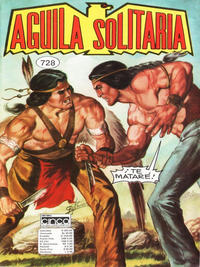 Cover Thumbnail for Aguila Solitaria (Editora Cinco, 1976 ? series) #728