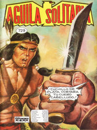 Cover Thumbnail for Aguila Solitaria (Editora Cinco, 1976 ? series) #729