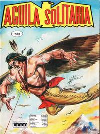 Cover Thumbnail for Aguila Solitaria (Editora Cinco, 1976 ? series) #733