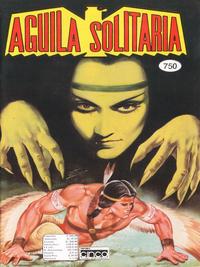 Cover Thumbnail for Aguila Solitaria (Editora Cinco, 1976 ? series) #750
