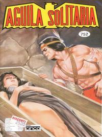 Cover Thumbnail for Aguila Solitaria (Editora Cinco, 1976 ? series) #752
