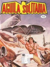 Cover Thumbnail for Aguila Solitaria (Editora Cinco, 1976 ? series) #753