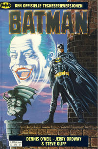 Cover Thumbnail for Batman [Batman filmspesial] (Semic, 1989 series)
