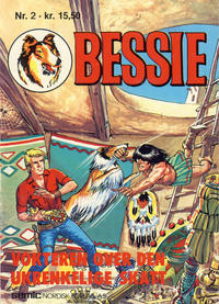 Cover Thumbnail for Bessie Pocket (Semic, 1983 series) #2