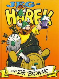 Cover Thumbnail for Jeg - Hårek (Semic, 1993 series)