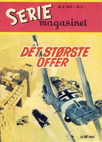 Cover Thumbnail for Seriemagasinet (Serieforlaget / Se-Bladene / Stabenfeldt, 1951 series) #8/1973