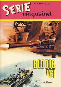 Cover Thumbnail for Seriemagasinet (Serieforlaget / Se-Bladene / Stabenfeldt, 1951 series) #6/1973