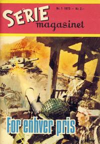 Cover Thumbnail for Seriemagasinet (Serieforlaget / Se-Bladene / Stabenfeldt, 1951 series) #1/1973