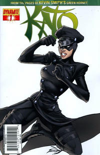 Cover Thumbnail for Kato (Dynamite Entertainment, 2010 series) #1 [Benitez Chase Cover]