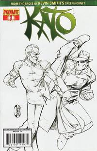 Cover Thumbnail for Kato (Dynamite Entertainment, 2010 series) #1 [Benitez Incentive]