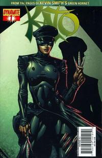 Cover Thumbnail for Kato (Dynamite Entertainment, 2010 series) #1 [Desjardins]
