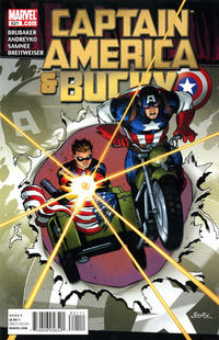 Cover Thumbnail for Captain America and Bucky (Marvel, 2011 series) #621