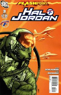 Cover Thumbnail for Flashpoint: Hal Jordan (DC, 2011 series) #3