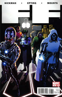 Cover Thumbnail for FF (Marvel, 2011 series) #8