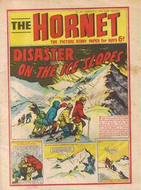 Cover Thumbnail for The Hornet (D.C. Thomson, 1963 series) #341