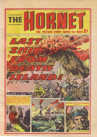 Cover Thumbnail for The Hornet (D.C. Thomson, 1963 series) #367