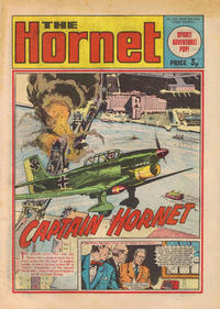 Cover for The Hornet (D.C. Thomson, 1963 series) #549