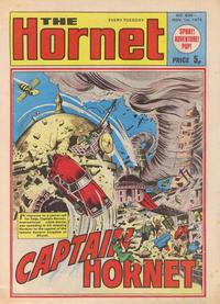 Cover Thumbnail for The Hornet (D.C. Thomson, 1963 series) #634
