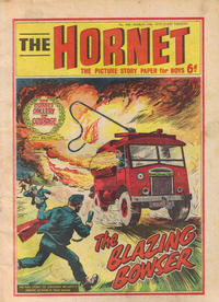 Cover Thumbnail for The Hornet (D.C. Thomson, 1963 series) #340