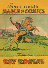 Cover Thumbnail for March of Comics (Western, 1946 series) #47 [Arnold Constable]