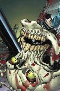 Cover for Army of Darkness (Dynamite Entertainment, 2005 series) #12 [Cover A]