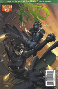 Cover Thumbnail for Kato (Dynamite Entertainment, 2010 series) #2 [Garza]