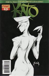 Cover Thumbnail for Kato (Dynamite Entertainment, 2010 series) #3 [Benitez Incentive]