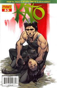 Cover Thumbnail for Kato (Dynamite Entertainment, 2010 series) #3 [Garza]