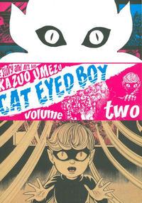 Cover Thumbnail for Cat Eyed Boy (Viz, 2008 series) #2