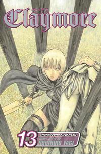 Cover Thumbnail for Claymore (Viz, 2006 series) #13
