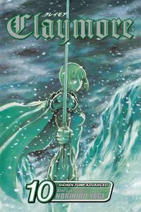 Cover Thumbnail for Claymore (Viz, 2006 series) #10