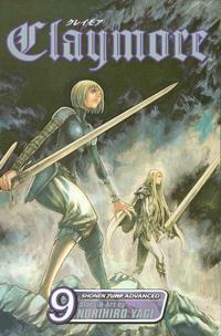 Cover Thumbnail for Claymore (Viz, 2006 series) #9