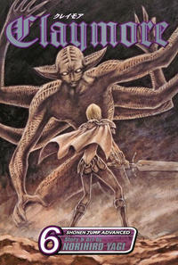 Cover Thumbnail for Claymore (Viz, 2006 series) #6