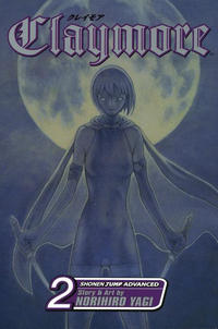 Cover Thumbnail for Claymore (Viz, 2006 series) #2