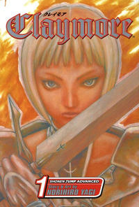 Cover Thumbnail for Claymore (Viz, 2006 series) #1