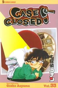 Cover Thumbnail for Case Closed (Viz, 2004 series) #33