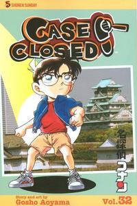 Cover Thumbnail for Case Closed (Viz, 2004 series) #32