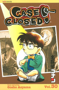 Cover Thumbnail for Case Closed (Viz, 2004 series) #30