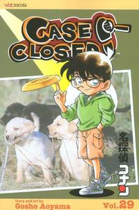 Cover Thumbnail for Case Closed (Viz, 2004 series) #29